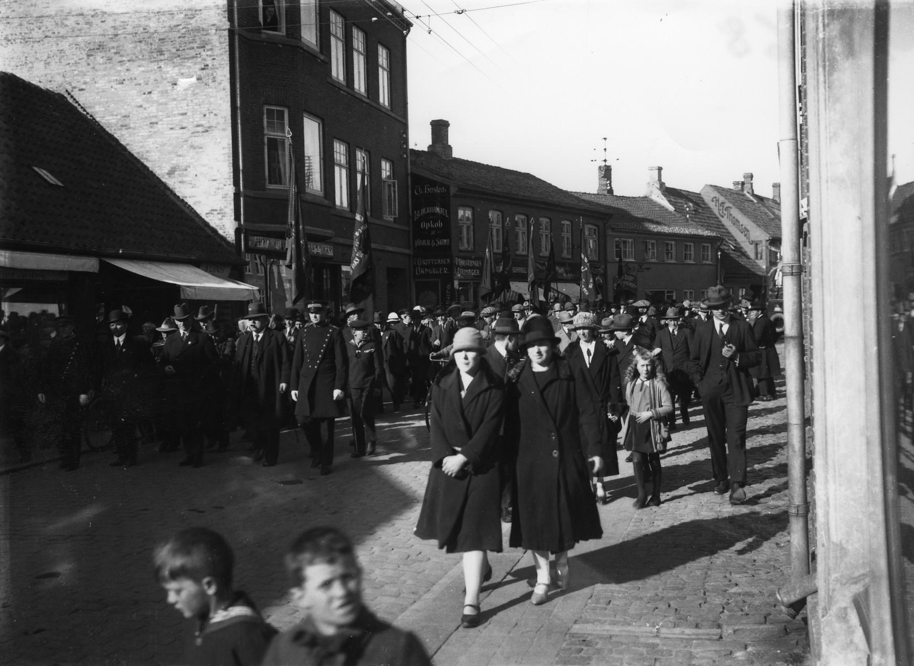 1. maj Hillerød 1930