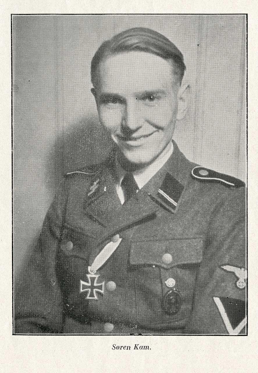 Foto i avisen af Søren Kam