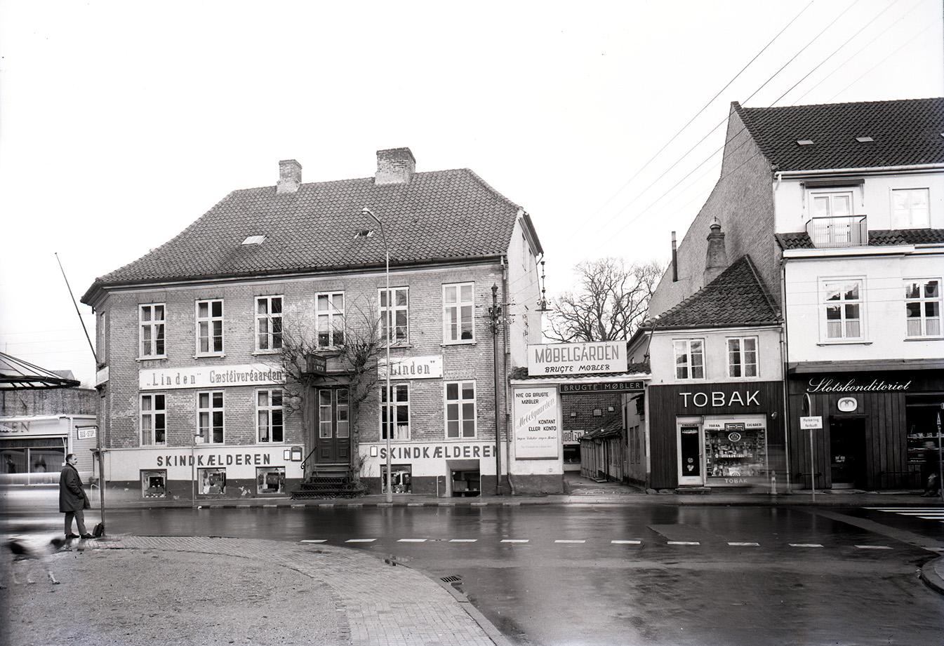 Restaurant Linden i Slotsgade 38