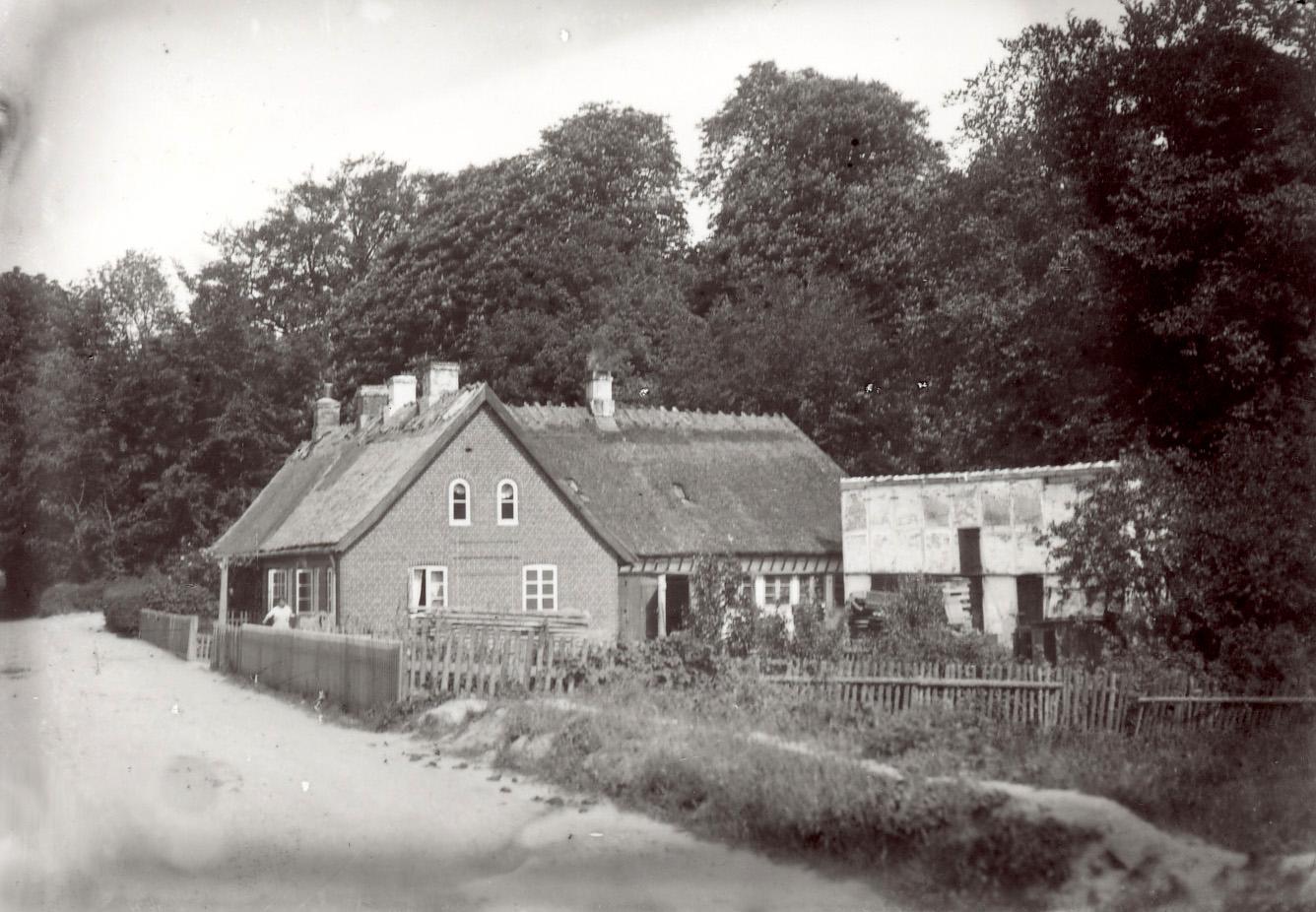 Hjulmandens hus, Kalvehavevej 4, 1910-1920