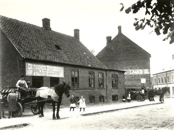 Nordre Jernbanevej 4. De forenede bryggeriers depot