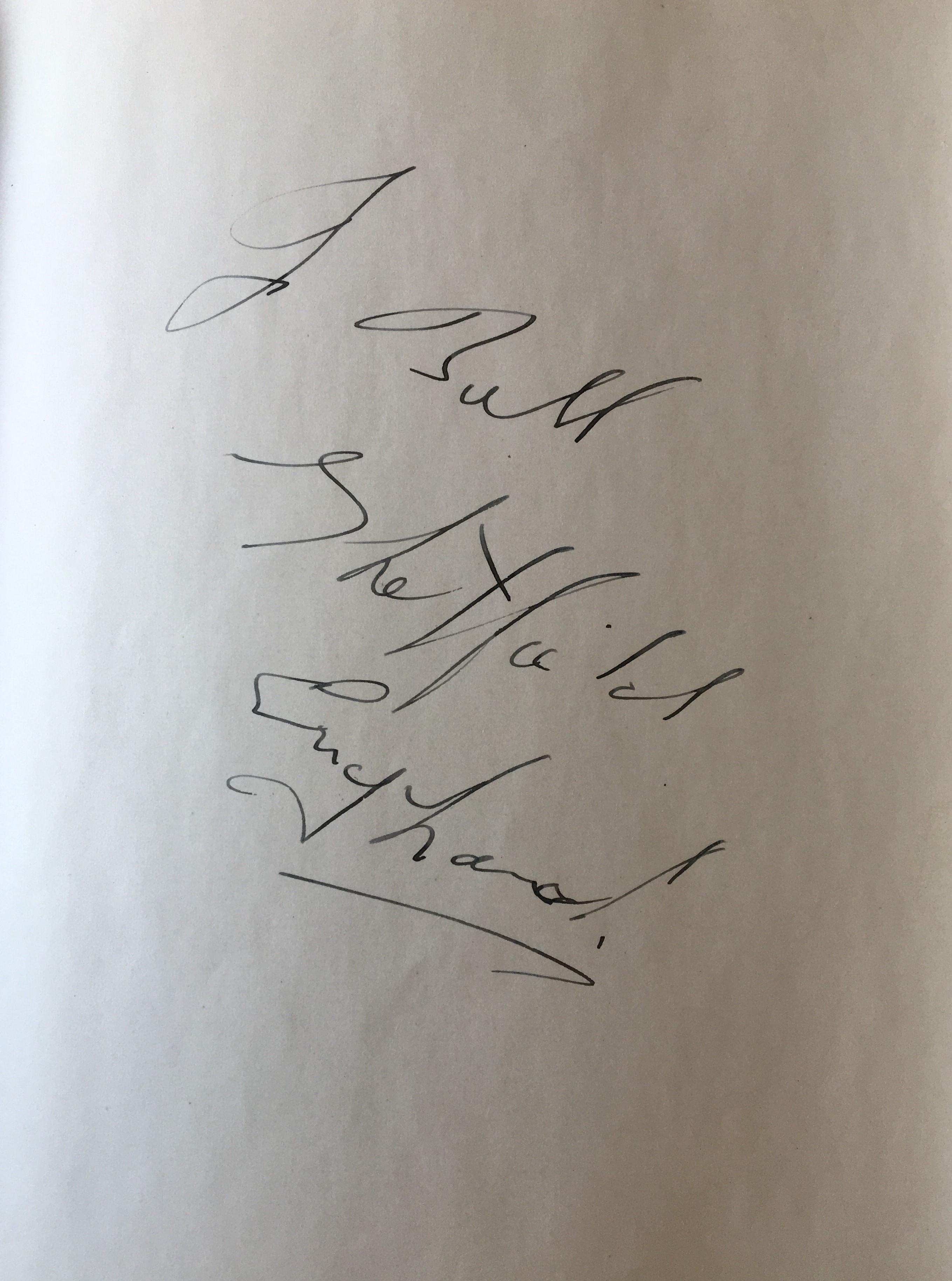Personlig hilsen fra John Bull, en engelsk soldat, i dagbog