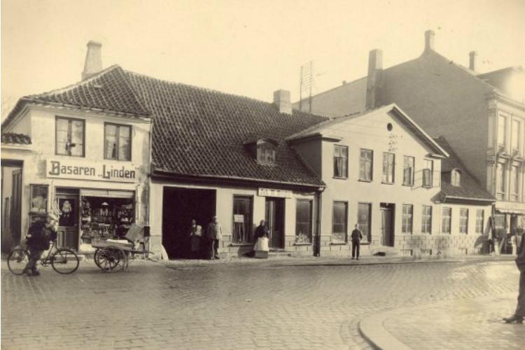 Basaren Linden Slotsgade
