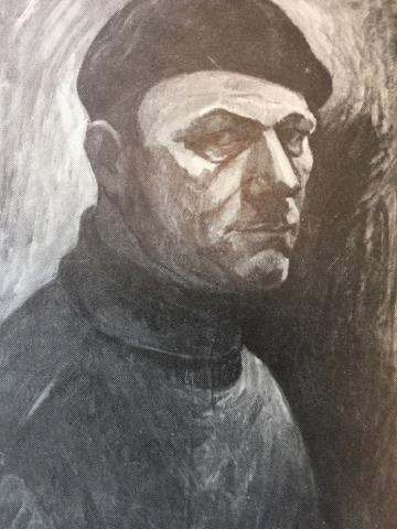 PoulBilleHolst_selvportræt