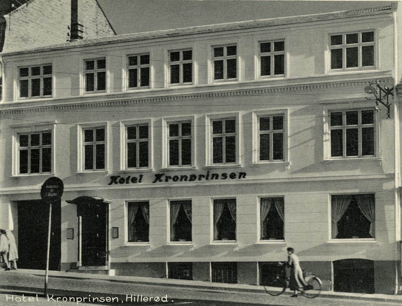 Hotel Kronprinsen i Hillerød
