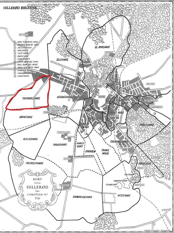 Kort med udsnit af Tolvkarlevang