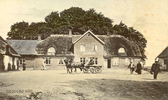 Nødebo Kro, 1920
