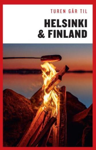 Trine Daimi Kalliomäki: Turen går til Helsinki & Finland