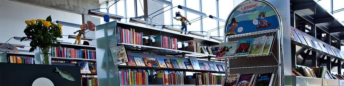 Lær dit bibliotek at kende!