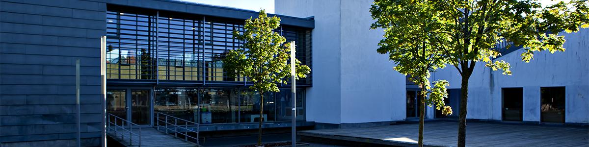 Dansepladsen ved Hillerød Bibliotek