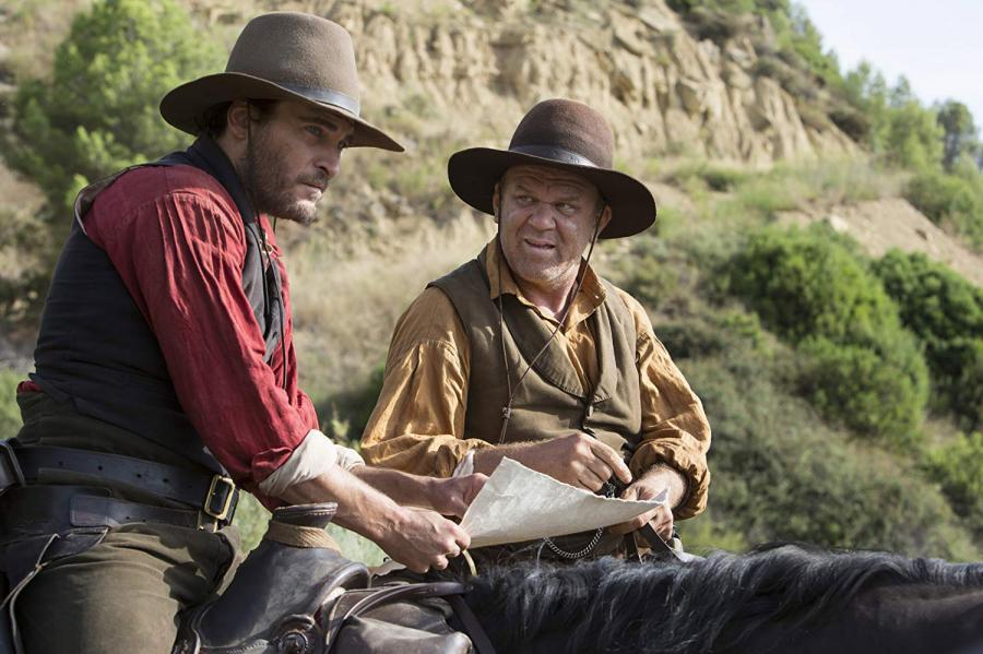 Fra filmen The Sisters Brothers