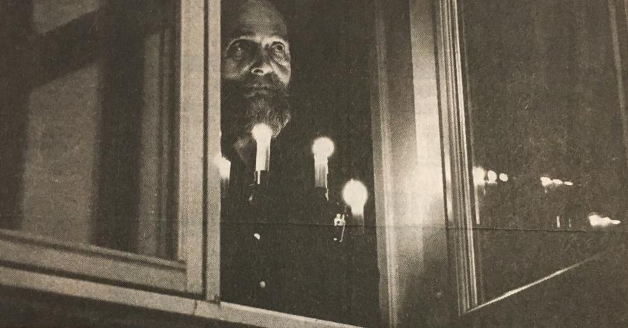 Tonny Hansen 4. maj 1988
