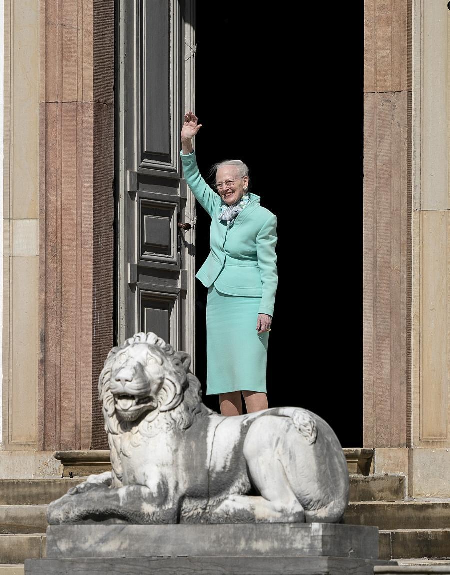 Dronning Margrethe 2
