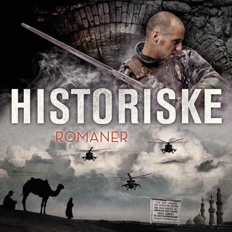 Lån historiske romaner på Hillerød Bibliotekerne