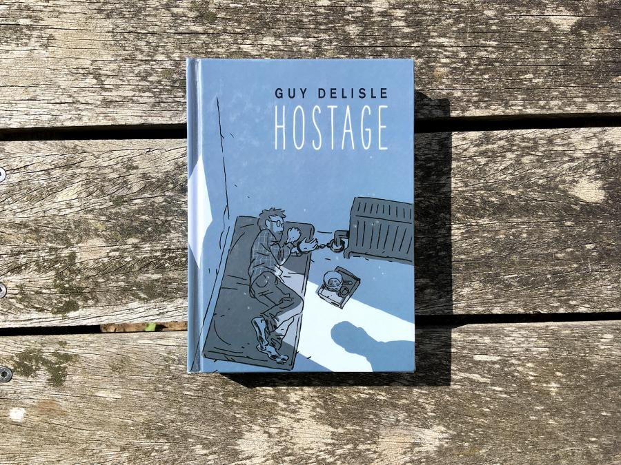 Hostage - graphic novel