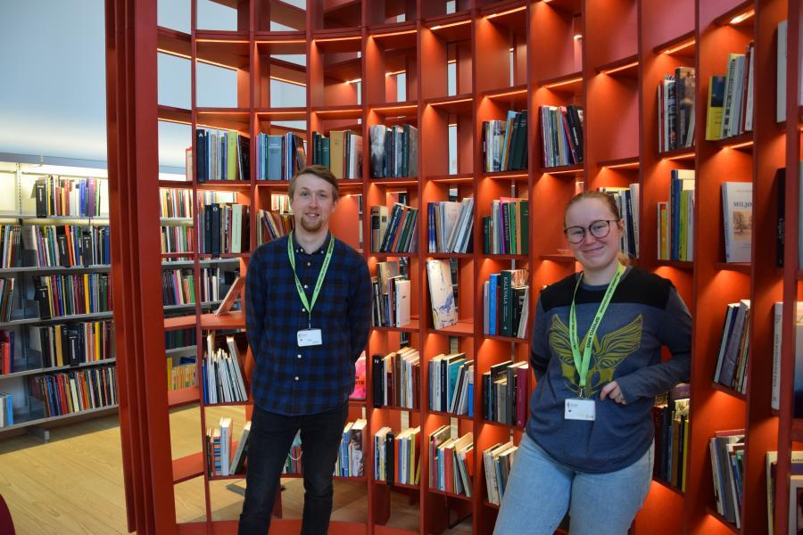Bibliotekarer