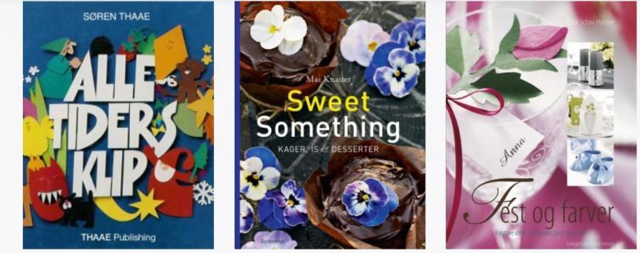 Kreative bøger